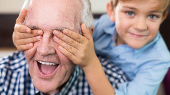 Le vieillissement oculaire
