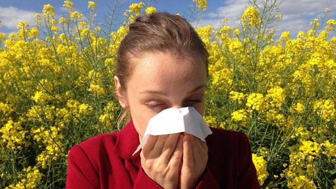 Allergie et conjonctivite