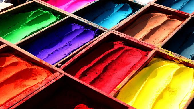 Les couleurs et nos yeux