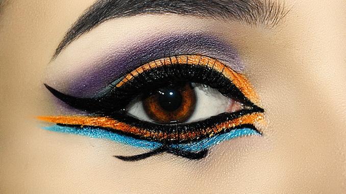 Le maquillage et vos yeux