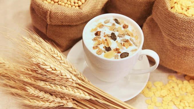 Céréales et magnésium